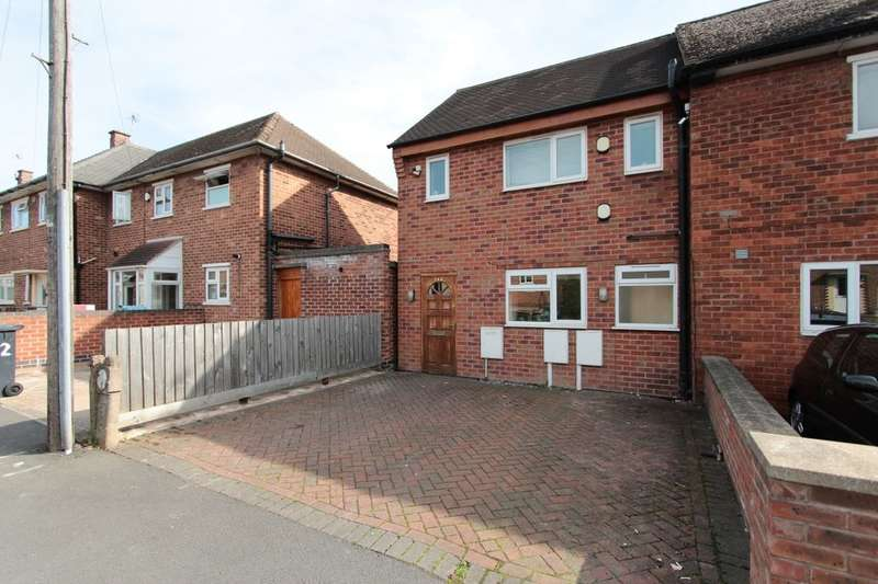 5 Bedrooms Semi Detached House for rent in Gracedieu Road, Loughborough, LE11