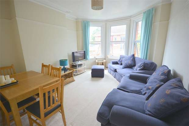 2 Bedrooms Flat for sale in Belvedere Road, Bournemouth, Dorset