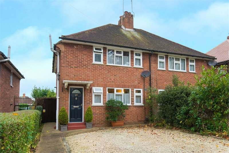 3 Bedrooms Semi Detached House for sale in Church Road, Harefield, Middlesex