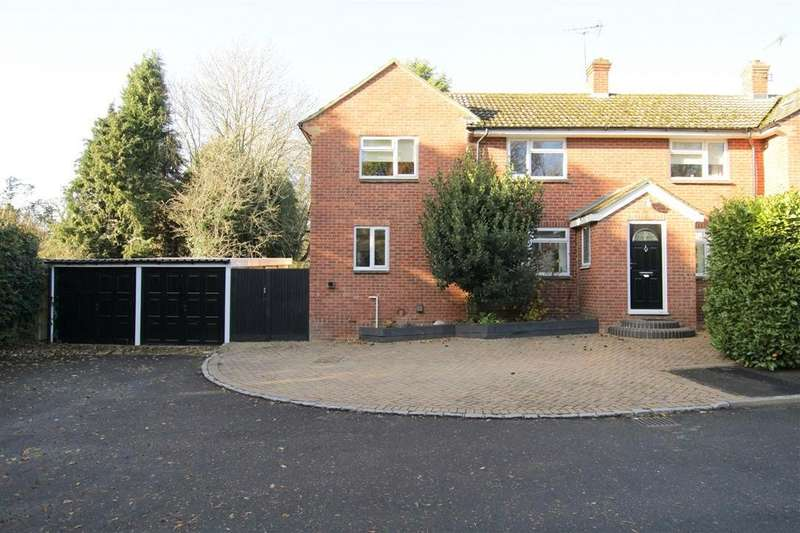 3 Bedrooms Semi Detached House for sale in Wakemans, Upper Basildon, Reading, RG8