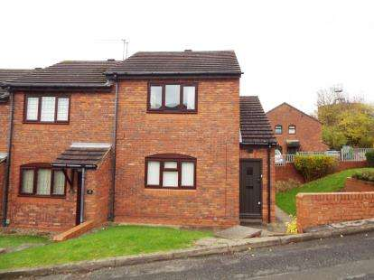 Flat for sale in Bartic Avenue, Kingswinford, West Midlands