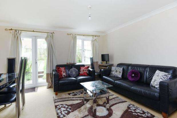 3 Bedrooms Terraced House for sale in Sherwood Place, Headington, OXFORD, OX3 9RN