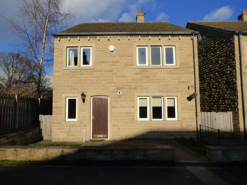 4 Bedrooms Detached House for rent in Pear Tree Close, Lightcliffe, Halifax, HX3 8RY