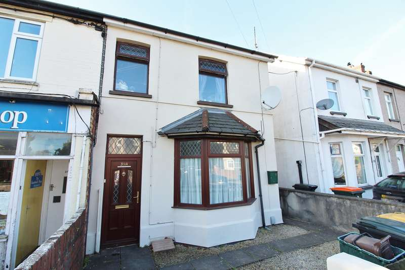 2 Bedrooms Semi Detached House for sale in St Johns Crescent, Rogerstone, Newport, NP10