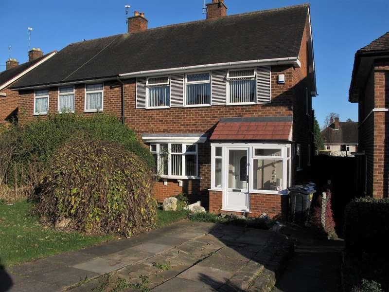 3 Bedrooms Semi Detached House for sale in Hengham Road, Birmingham