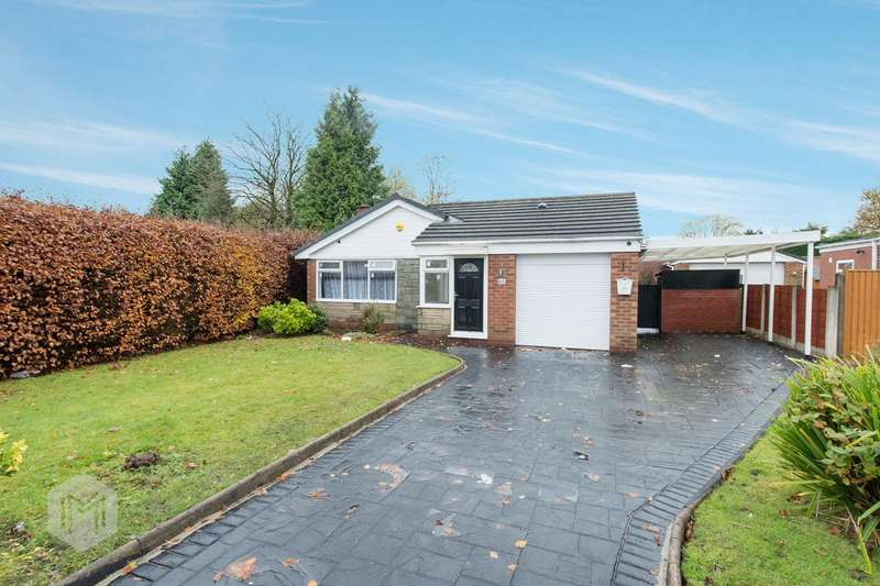 3 Bedrooms Detached Bungalow for sale in Longsight Lane, Bolton, BL2