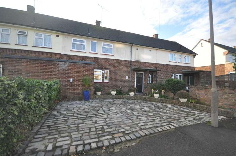 2 Bedrooms Terraced House for sale in Carisbrook Road, Brentwood