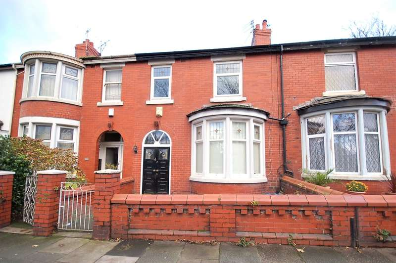 3 Bedrooms Terraced House for sale in Watson Road, Blackpool