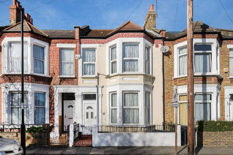 3 Bedrooms Terraced House for sale in Revelon Road, Brockley, London, SE4 2PR