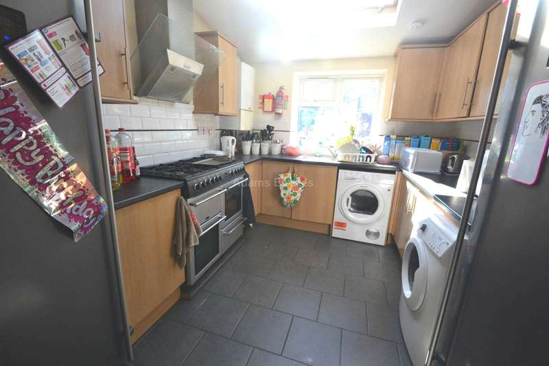 7 Bedrooms Terraced House for rent in Grange Avenue, Reading