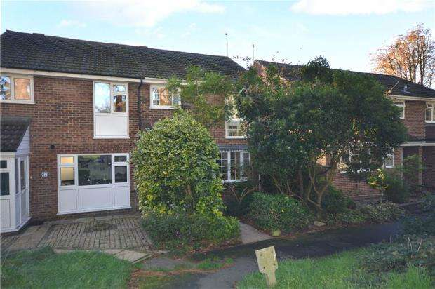 3 Bedrooms End Of Terrace House for sale in Longlands Way, Camberley, Surrey