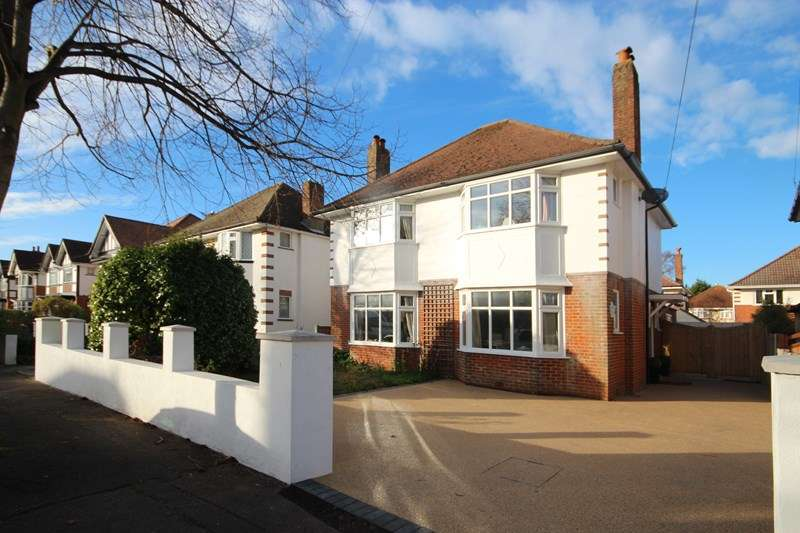 3 Bedrooms Detached House for sale in Verona Avenue, Southbourne