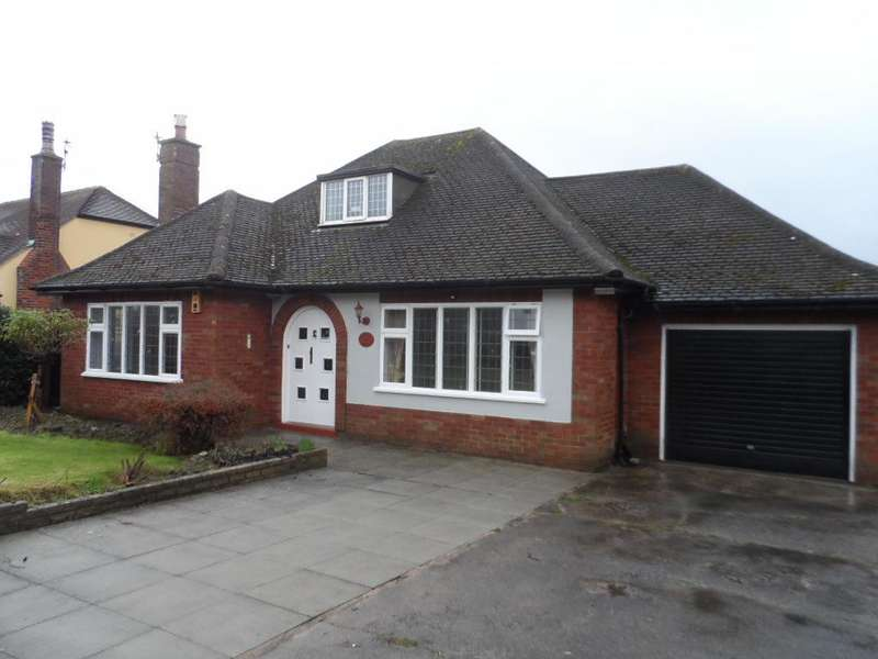 2 Bedrooms Detached Bungalow for sale in Briar Patch, Knottend, FY6 0DX