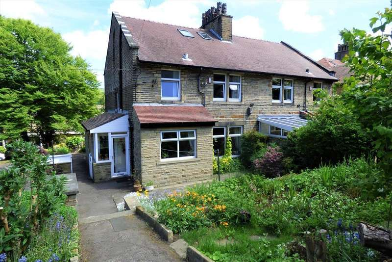 4 Bedrooms Semi Detached House for sale in Skipton Road, Keighley, BD20 6HL