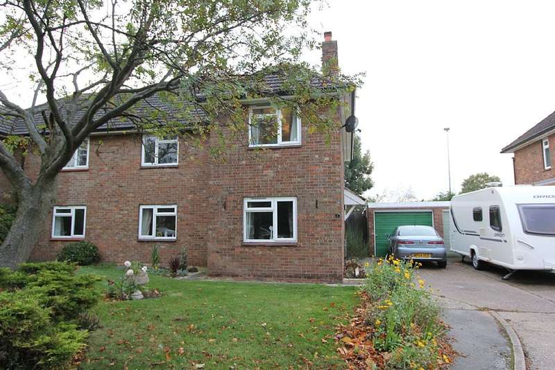 3 Bedrooms Semi Detached House for sale in Chestnut Drive, Auckley, Doncaster, South Yorkshire, DN9 3LW