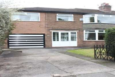 4 Bedrooms House for rent in Withington Road, Chorlton