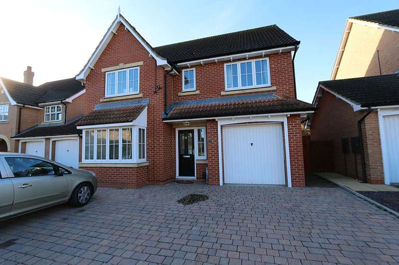5 Bedrooms Detached House for sale in 9, Helston Close, Darlington, Durham, DL3 0ZL