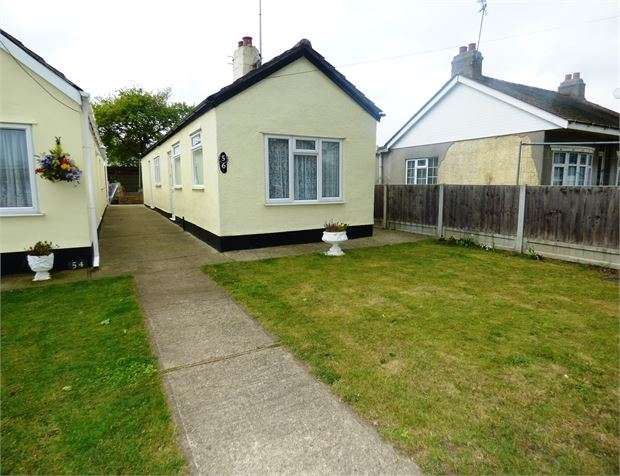 1 Bedroom Detached Bungalow for sale in Woodcutters Avenue, Leigh-on-Sea, Leigh on sea, SS9 4PL