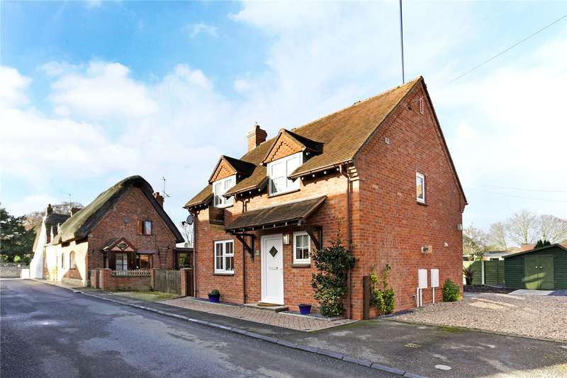 3 Bedrooms Detached House for sale in School Lane, Bretforton, Evesham, Worcestershire, WR11