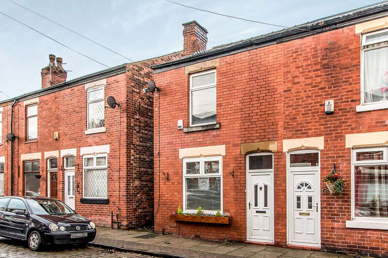 2 Bedrooms Terraced House for sale in Sandown Road, Stockport, SK3