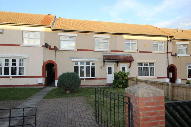 3 Bedrooms Terraced House for sale in Milton Close, Seaham, SR7