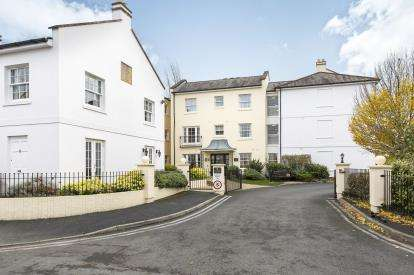 1 Bedroom Retirement Property for sale in Jubilee Court, Commercial Street, Cheltenham, Gloucestershire