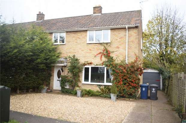 3 Bedrooms Semi Detached House for sale in The Orchard, Fen Drayton, Cambridge