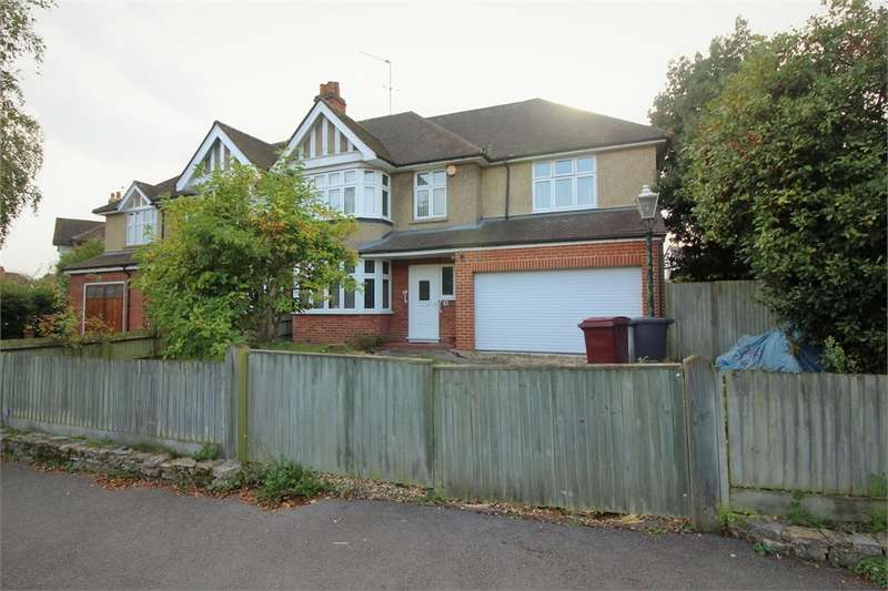 4 Bedrooms Semi Detached House for sale in Kenilworth Avenue, READING, Berkshire