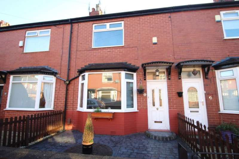2 Bedrooms Terraced House for sale in Brookdale Avenue, Audenshaw, Manchester, M34