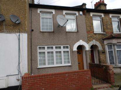2 Bedrooms End Of Terrace House for sale in Hythe Close, Upper Edmonton, London