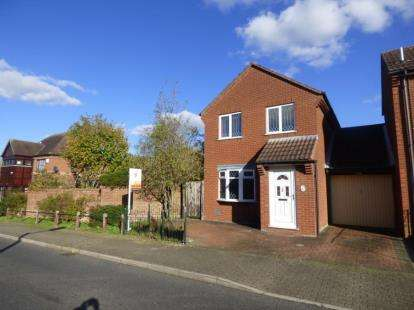 3 Bedrooms Detached House for sale in Taunton Deane, Emerson Valley, Milton Keynes