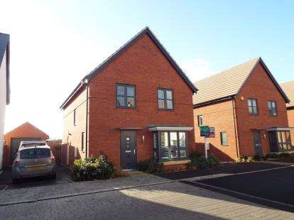 4 Bedrooms Detached House for sale in Denman Avenue, Cheltenham, Gloucestershire