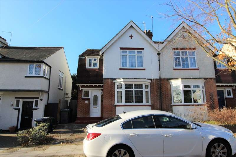 3 Bedrooms Semi Detached House for sale in Cedar Lawn Avenue, Barnet