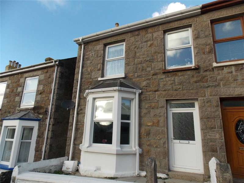 3 Bedrooms Semi Detached House for sale in Raymond Road, Redruth