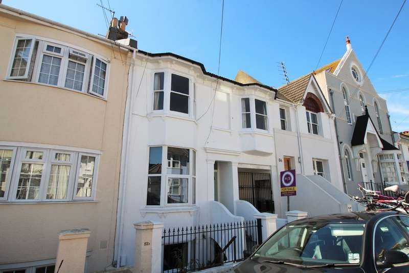 2 Bedrooms Flat for sale in Livingstone Road, Hove, BN3 3WL
