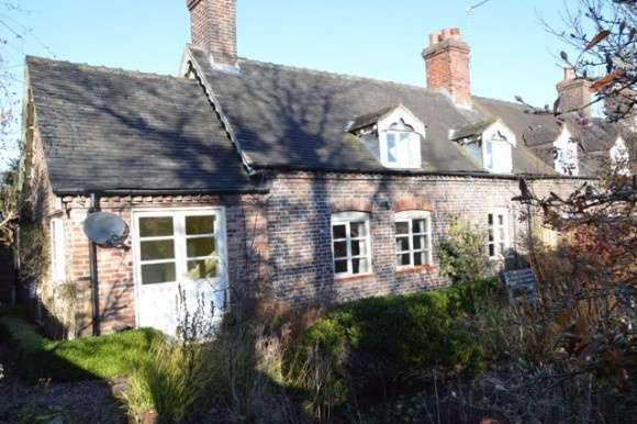 2 Bedrooms Cottage House for rent in Monument Lane, Tittensor, Stoke-On-Trent