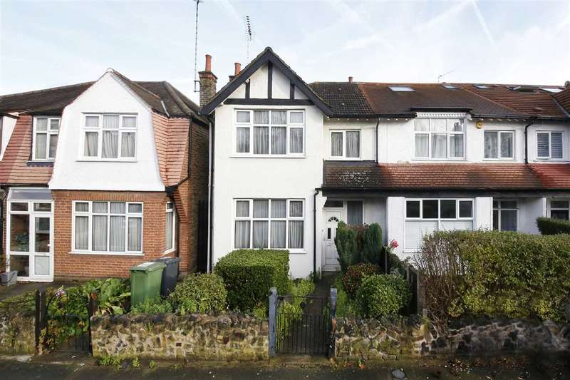 3 Bedrooms End Of Terrace House for sale in Cliffview Road, Lewisham