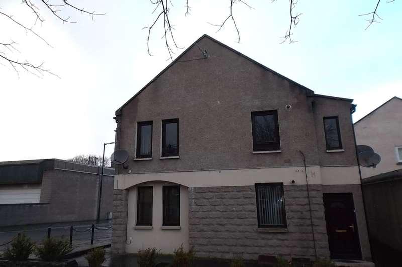 2 Bedrooms Flat for sale in Northfield Terrace, Elgin, IV30