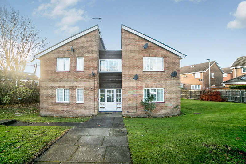 Flat for sale in Mollyfair Close, Crawcrook, Ryton, NE40