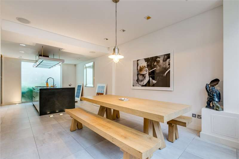 2 Bedrooms Mews House for sale in St. Lukes Mews, London, W11