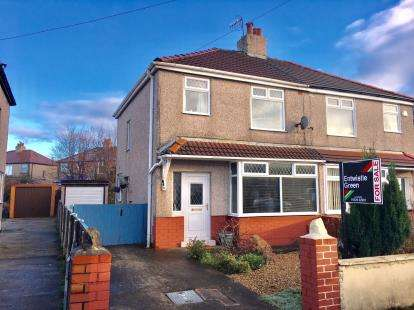 3 Bedrooms Semi Detached House for sale in Rossall Road, Lancaster, Lancashire, LA1