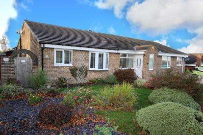 3 Bedrooms Bungalow for sale in Forrester Close, Flanderwell, Rotherham, South Yorkshire