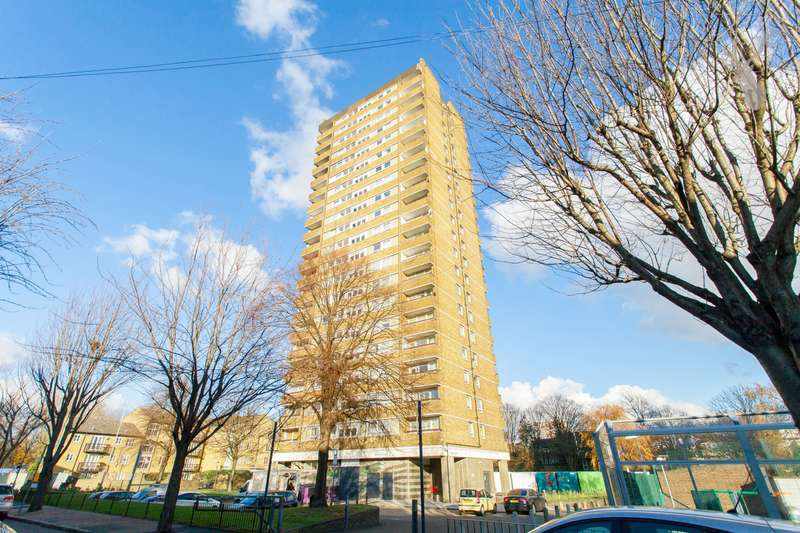 3 Bedrooms Flat for sale in Ingram House, Daling Way, Bow, E3