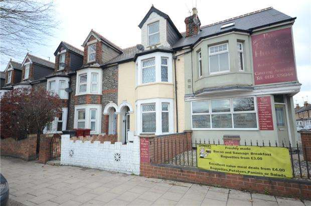 4 Bedrooms Terraced House for sale in Vastern Road, Reading, Berkshire