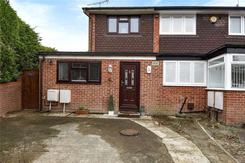2 Bedrooms Semi Detached House for sale in Vine Road, Stoke Poges, Buckinghamshire, SL2