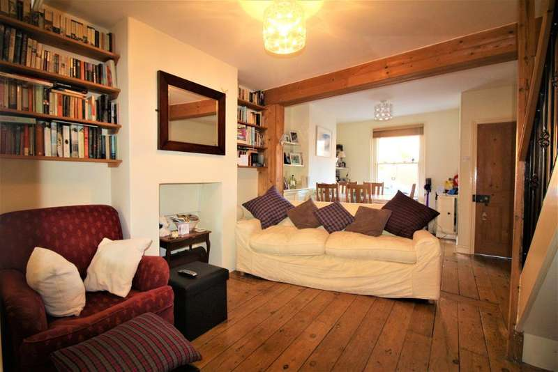 2 Bedrooms Terraced House for sale in Horsford Street, Weymouth, Dorset, DT4 8UH