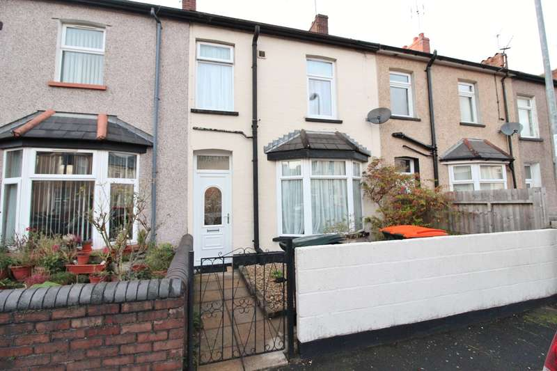 3 Bedrooms Terraced House for sale in Oxford Street, Newport, NP19