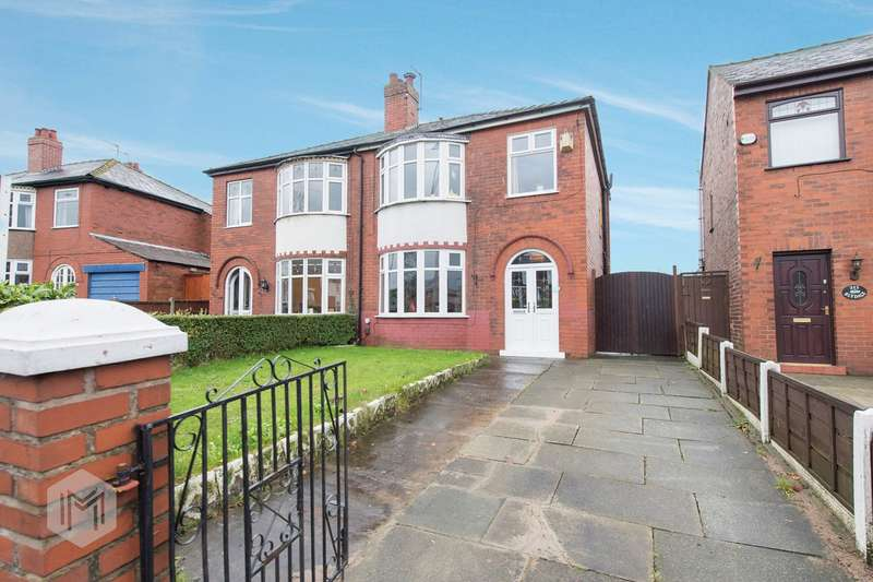 3 Bedrooms Semi Detached House for sale in Atherton Road, Hindley, Wigan, WN2