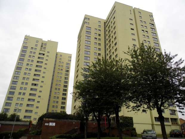 2 Bedrooms Apartment Flat for sale in Sandown Court Avenham Lane, Preston, PR1
