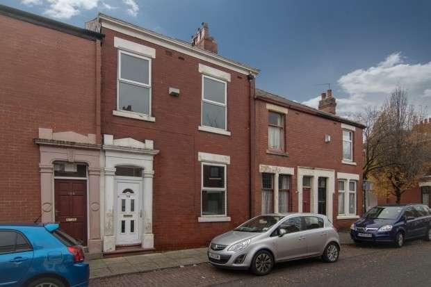 4 Bedrooms Terraced House for sale in St. Stephens Road, Preston, PR1